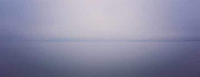 On foggy mornings...