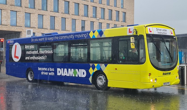 Diamond Northwest 'Driver Trainer' 66895 (MX55 FFE)