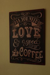 for the love of coffee