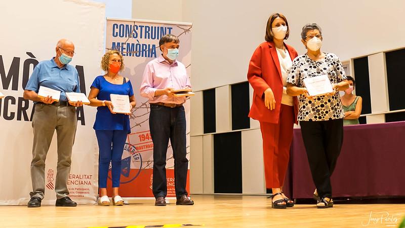 Homenatge a Castelló a les Víctimes de l'Holocaust de la Ribera - juliol 2021 - Auditori Rex