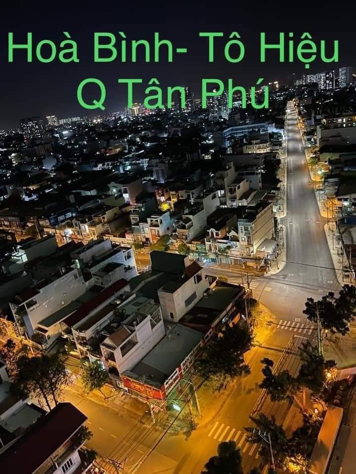 Saigon under lockdown--Tan Phu