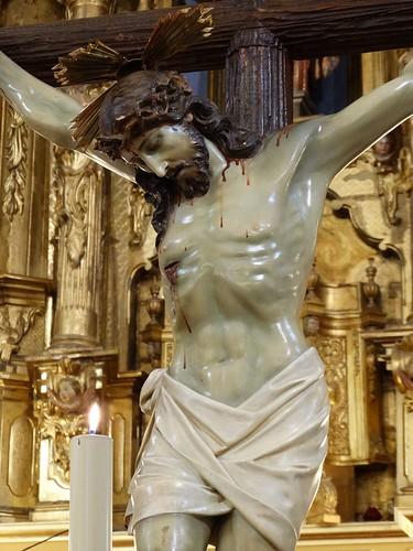 Advocación Cristo de las Aguas - Marmolejo