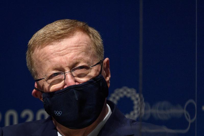 澳大利亞奧委會主席John Coates【AFP授權】