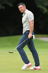 Golf - Olympics: Day 9