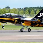 Republic of Korea Air Force | KAI T-50B Golden Eagle | 10-0052 | Black Eagles | Farnborough