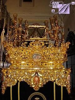 Advocación Cristo de las Aguas - La Puebla de Cazalla