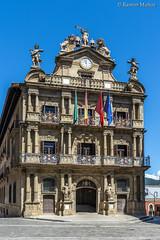 DSC4858 Ayuntamiento de Pamplona, Navarra