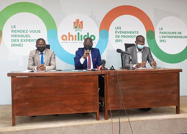 AG Constitutive de la Fédération Nationale des Associations et Groupements d'Industriels du Bénin (FENAGIB)