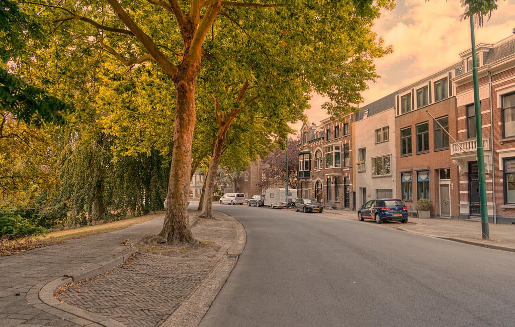 Wilhelminapark, Breda.