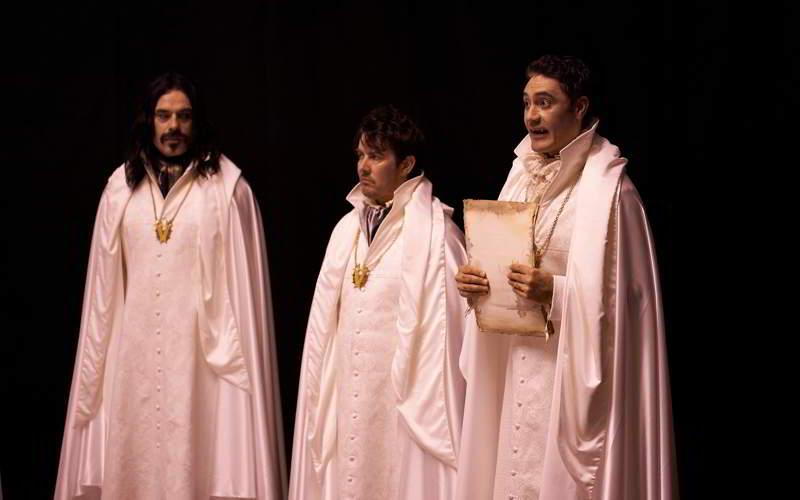 The Vampiric Council