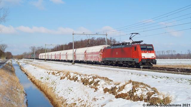 12/02/21 - DBC 189 051 - Tricht