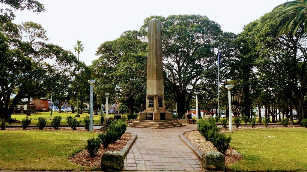 Ashfield Nsw : War Memorial