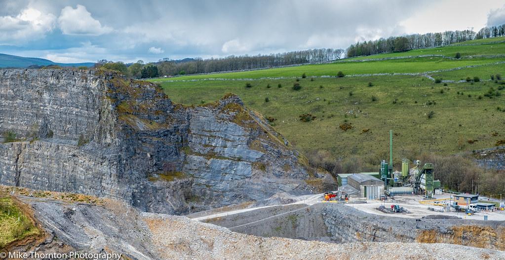 Topley Head Quarry 8203