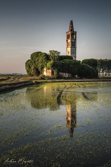 Chiesa di Sant'Antonio Abate - Casaleggio Novara (Italy)