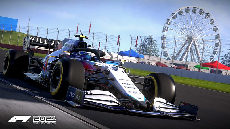 F1 2021 by Codemasters