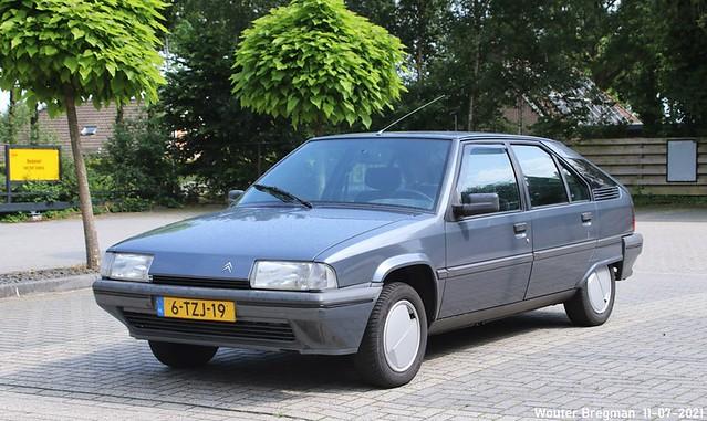 Citroën BX 19 TZS 1990