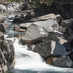 Falls on McDonald Creek