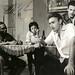 Clementino Quelé, Dirce Migliaccio, Antônio Patiño e Jece Valadão, 1961