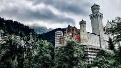 Neuschwanstein Castle - Iphone shot