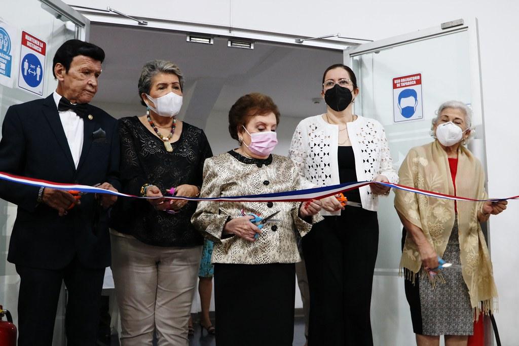 """Acto de apertura de la exposición fotográfica """"Así ví al General Torrijos"""""""