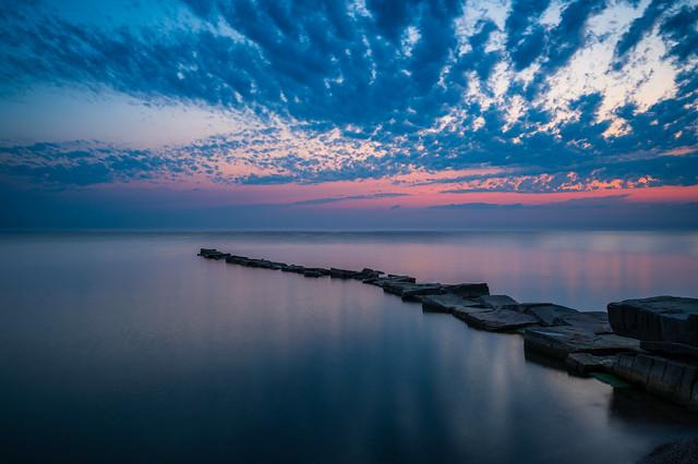 Lake Erie serenity