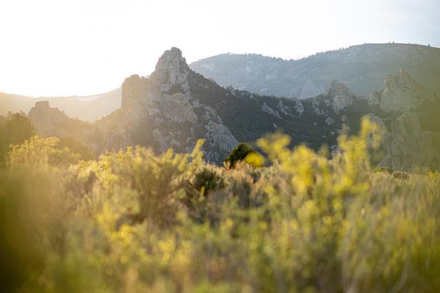 Castle Rock Sagebrush Ecotone