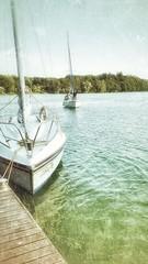 #sailing #lake