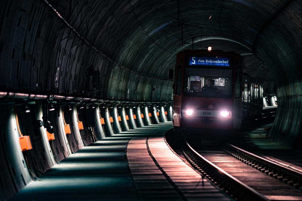 Cologne Underground - Motion
