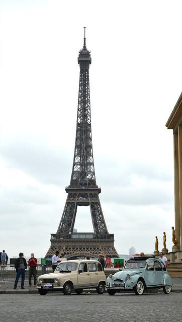TdP Estivale 2021 Tour Eiffel Trocadéro