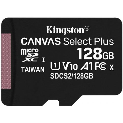 128 Gb Micro SD Memory Cards for Sale - BuyKingston