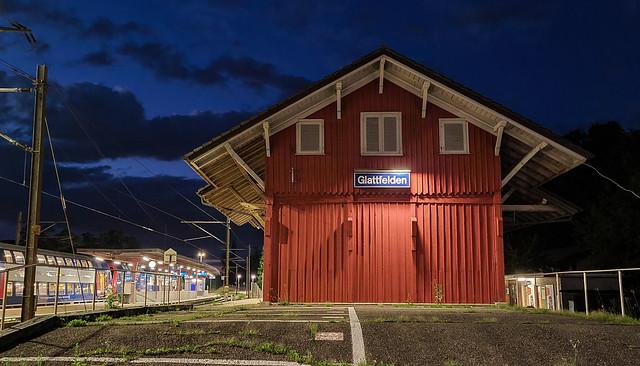 Railway Station Glattfelden