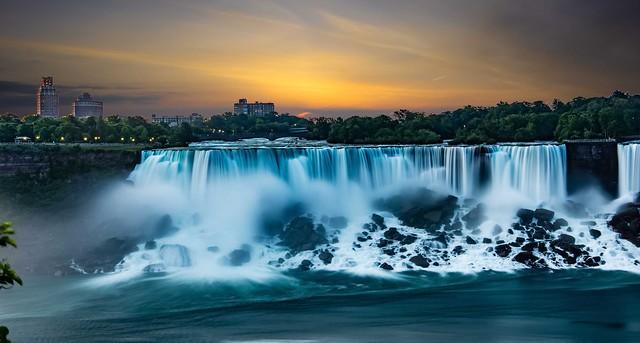 Niagara Falls (explored July 30)