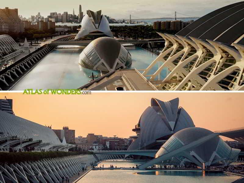 Westworld in Valencia