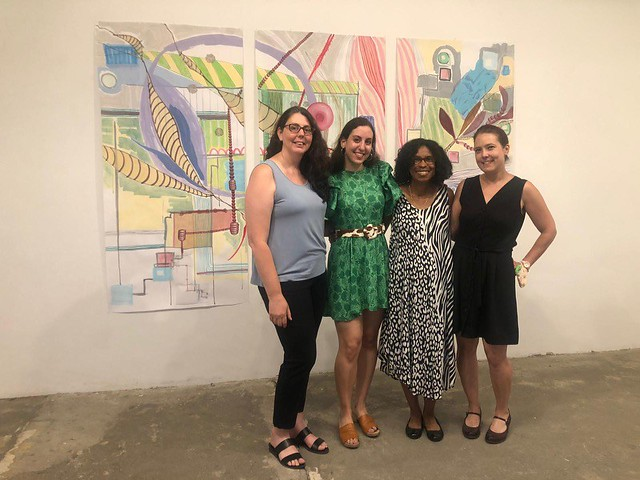 Summer 2021 RU Artists-in-Residence Group Show