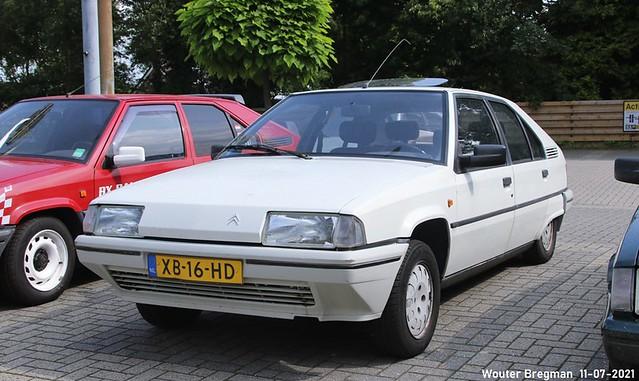 Citroën BX 16 RE 1989