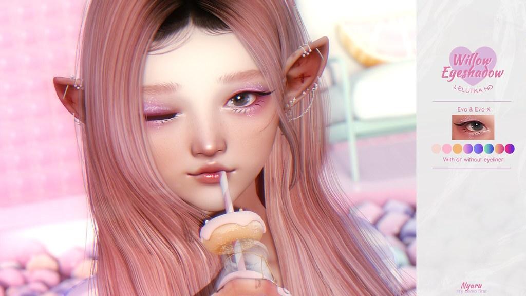 Nyaru – Willow Eyeshadow ♡ PLANET29