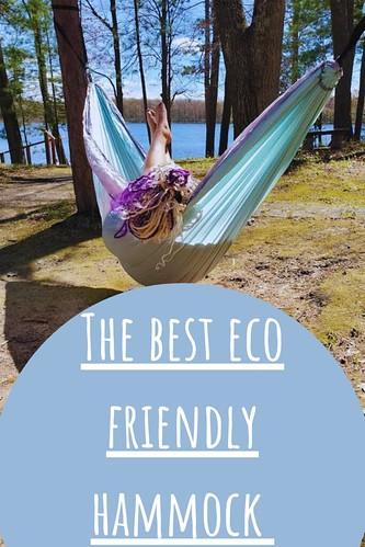 Nakie: The Best Eco-Friendly Hammock