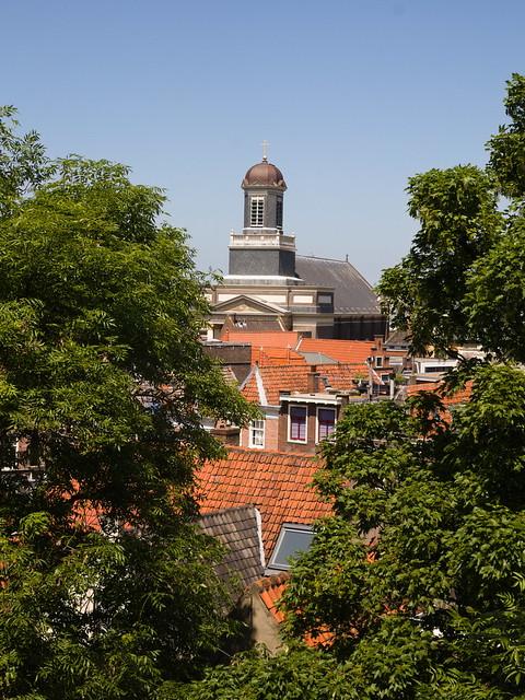 Leiden - Hartebrugkerk