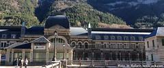 Barceló convertirá la Estación Internacional de Canfranc en un hotel