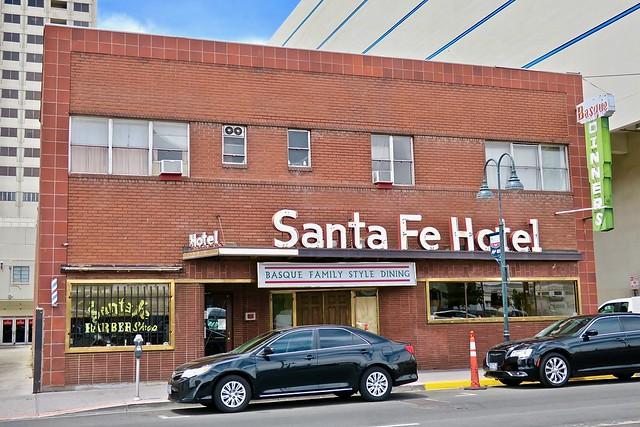 Santa Fe Hotel, Reno, NV