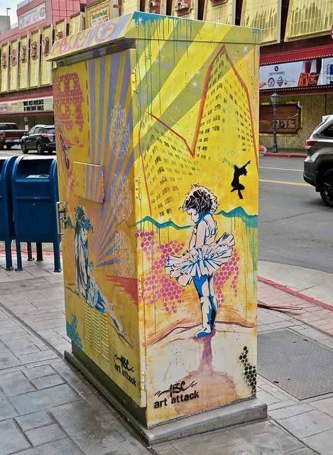 ABC Art Attack, Reno, NV