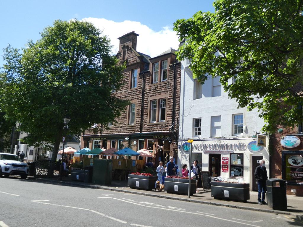 The Ship Inn, North Berwick