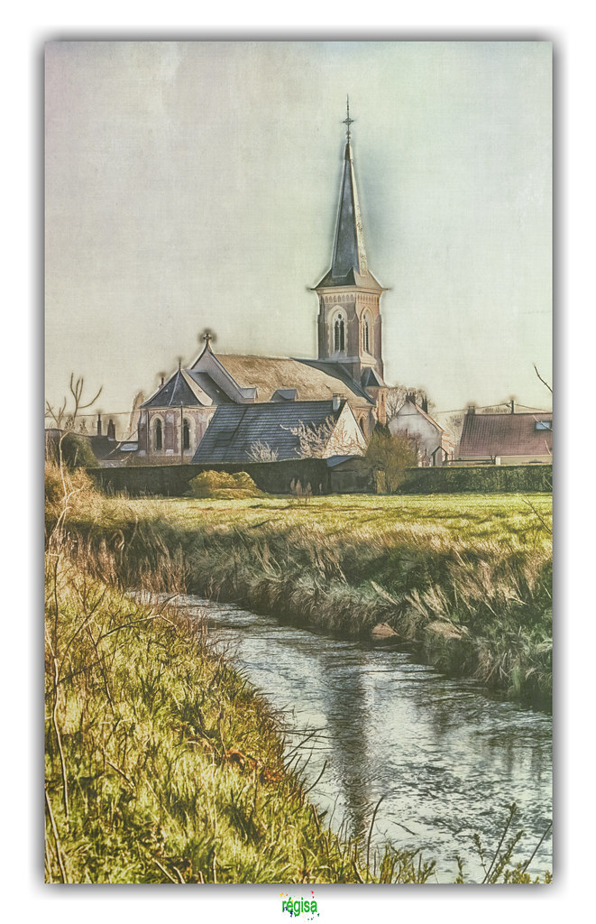 GUEMPS / EGLISE SAINT-JEAN-BAPTISTE