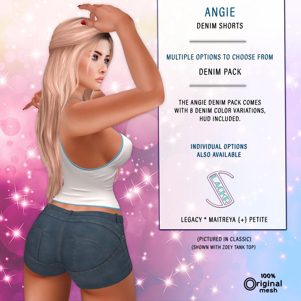 Slackr :: Angie {Denim Pack}