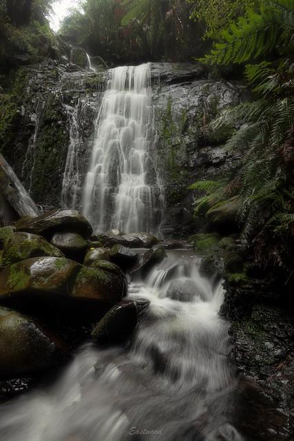 More Otway waterfalls