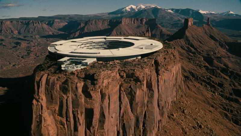 Westworld Filming Locations