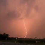 27. Juuli 2021 - 0:18 - Severe Thunderstorm, 26-07-2021 in the evening in Dülmen, Germany