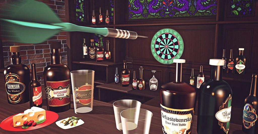 Games at the bar
