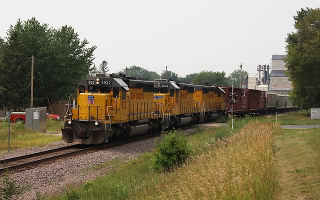 LTS82B at Roberts, Wisconsin - July 29, 2021