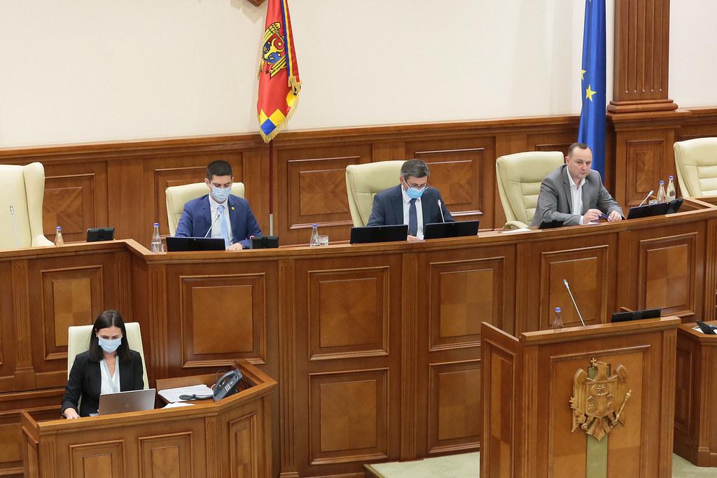 29.07.2021 Ședința de constituire a Parlamentului de legislatura a XI-a (continuare)